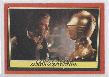 1983 Topps Star Wars: Return of the Jedi [???] #93 - [Missing]