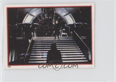 1983 Topps Star Wars: Return of the Jedi Album Stickers - [Base] #158 - Luke Skywalker