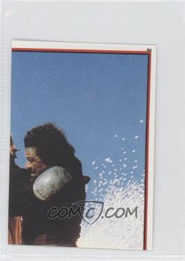 1983 Topps Star Wars: Return of the Jedi Album Stickers - [Base] #84 - Lando Calrissian