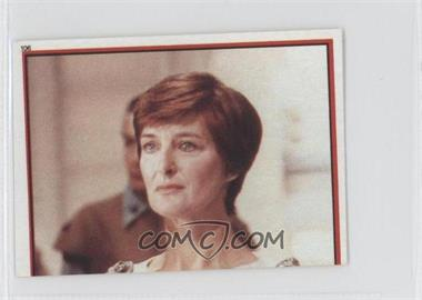 1983 Topps Star Wars: Return of the Jedi Album Stickers #106 - Mon Mothma
