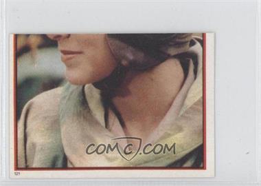 1983 Topps Star Wars: Return of the Jedi Album Stickers #121 - Leia Organa
