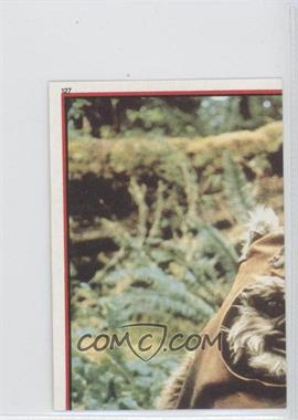 1983 Topps Star Wars: Return of the Jedi Album Stickers #127 - [Missing]