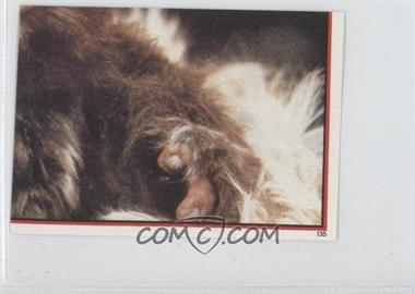 1983 Topps Star Wars: Return of the Jedi Album Stickers #135 - [Missing]
