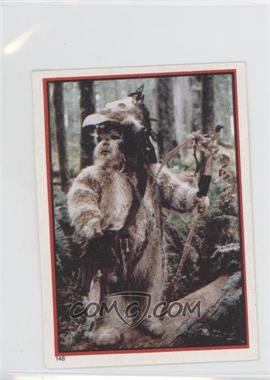 1983 Topps Star Wars: Return of the Jedi Album Stickers #148 - Logray