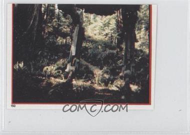 1983 Topps Star Wars: Return of the Jedi Album Stickers #150 - [Missing]