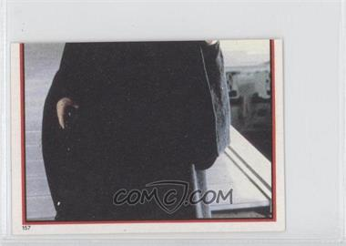 1983 Topps Star Wars: Return of the Jedi Album Stickers #157 - Emperor Palpatine