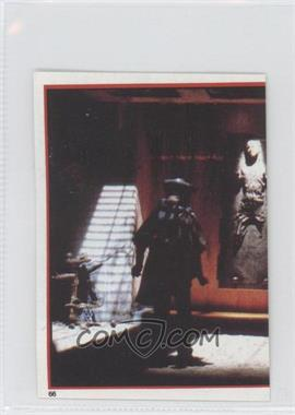 1983 Topps Star Wars: Return of the Jedi Album Stickers #66 - Boushh, Han Solo