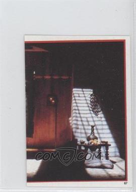 1983 Topps Star Wars: Return of the Jedi Album Stickers #67 - Boushh, Han Solo