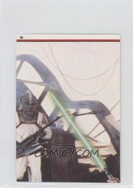 1983 Topps Star Wars: Return of the Jedi Album Stickers #88 - [Missing]