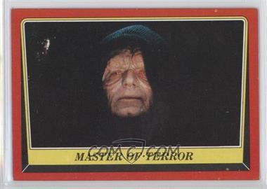 1983 Topps Star Wars: Return of the Jedi #117 - Master of Terror