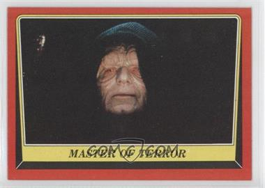 1983 Topps Star Wars: Return of the Jedi #117 - Master of Terror