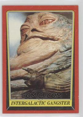 1983 Topps Star Wars: Return of the Jedi #15 - Intergalactic Gangster