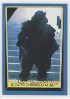 Hulking Gamorrean Guard