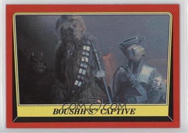 1983 Topps Star Wars: Return of the Jedi #24 - Boushh's Captive