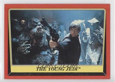 1983 Topps Star Wars: Return of the Jedi #34 - The Young Jedi