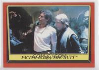 Facing Jabba The Hutt