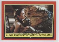 Jabba The Hutt's New Dancing Girl