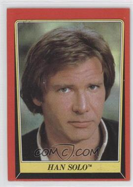 1983 Topps Star Wars: Return of the Jedi #4 - Han Solo