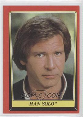 1983 Topps Star Wars: Return of the Jedi #4 - Han Solo