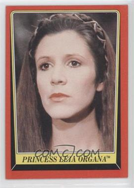 1983 Topps Star Wars: Return of the Jedi #5 - Princess Leia Organa