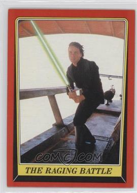 1983 Topps Star Wars: Return of the Jedi #51 - The Raging Battle