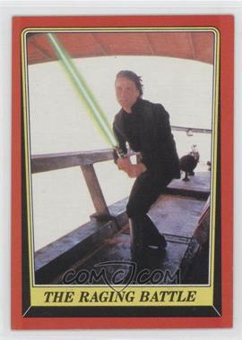 1983 Topps Star Wars: Return of the Jedi #51 - The Raging Battle