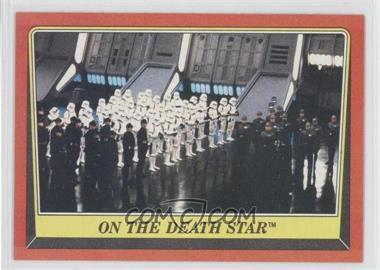 1983 Topps Star Wars: Return of the Jedi #54 - On the Death Star
