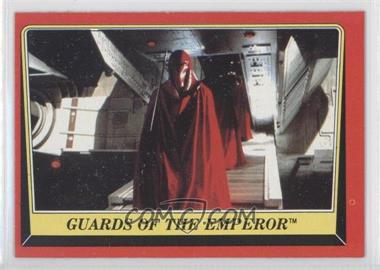 1983 Topps Star Wars: Return of the Jedi #55 - Guards of the Emperor