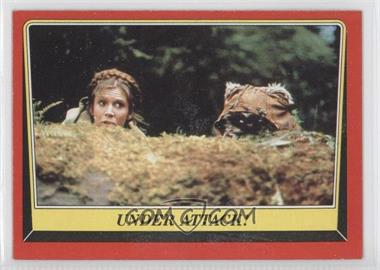 1983 Topps Star Wars: Return of the Jedi #74 - Under Attack!