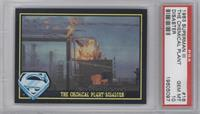 The chemical plant disaster [PSA 10]