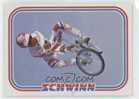 Schwinn BMX Action