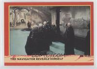 The Navigator Reveals Himself