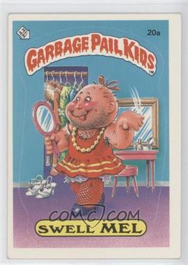 1985-88 Topps Garbage Pail Kids [???] #20a - [Missing]