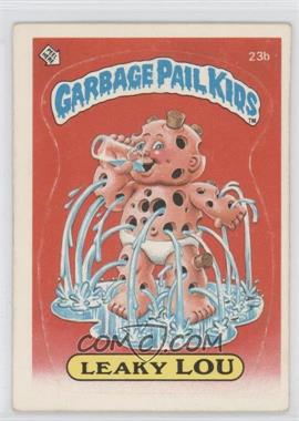 1985-88 Topps Garbage Pail Kids [???] #23 - [Missing]