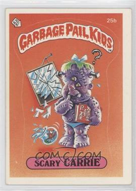1985-88 Topps Garbage Pail Kids [???] #25b - [Missing]