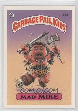 1985-88 Topps Garbage Pail Kids [???] #33a - [Missing]