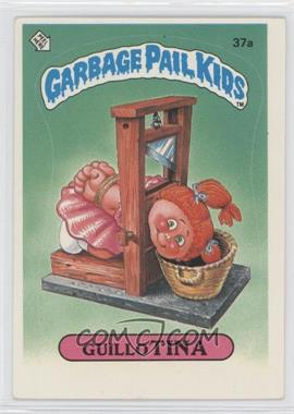 1985-88 Topps Garbage Pail Kids [???] #37a - [Missing]