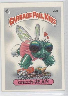 1985-88 Topps Garbage Pail Kids [???] #39b - [Missing]