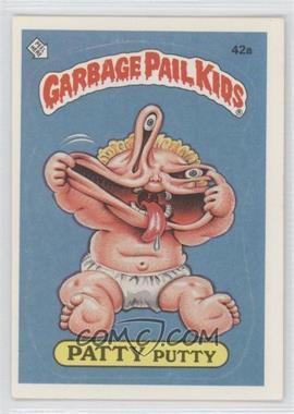 1985-88 Topps Garbage Pail Kids [???] #42 - [Missing]