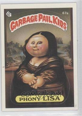 1985-88 Topps Garbage Pail Kids [???] #67 - [Missing]