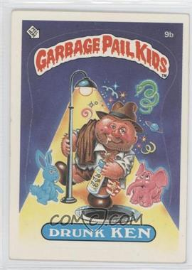 1985-88 Topps Garbage Pail Kids [???] #9b - [Missing]
