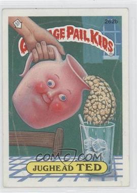 1985-88 Topps Garbage Pail Kids #262b.2 - [Missing]