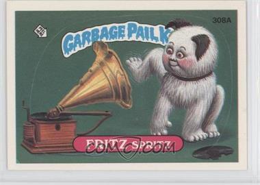 1985-88 Topps Garbage Pail Kids #308 - [Missing]