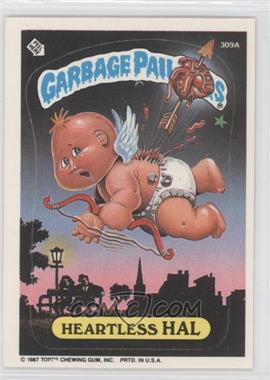 1985-88 Topps Garbage Pail Kids #309 - [Missing]