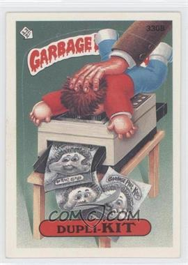 1985-88 Topps Garbage Pail Kids #330B.1 - [Missing]