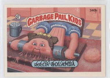1985-88 Topps Garbage Pail Kids #340b.2 - [Missing] (two star back)