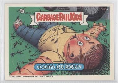 1985-88 Topps Garbage Pail Kids #380a - Vermin Herman