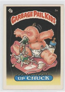 1985 Topps Garbage Pail Kids Series 1 #3a - Up Chuck