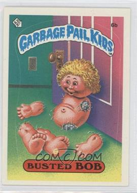 1985 Topps Garbage Pail Kids Series 1 #6a.2 - Art Apart (two star back)
