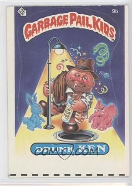 1985 Topps Garbage Pail Kids Series 1 #9b - Drunk Ken